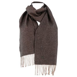 Chanel-Chanel scarf-Brown
