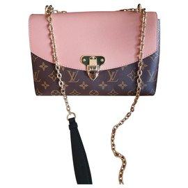Louis Vuitton-Saint Placide-Brown,Pink