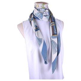 Hermès-aux champs-Bleu clair