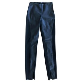 Ralph Lauren-Pantalon slim noir-Noir