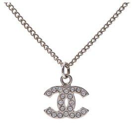 Chanel-Chanel COCO Mark-Silvery