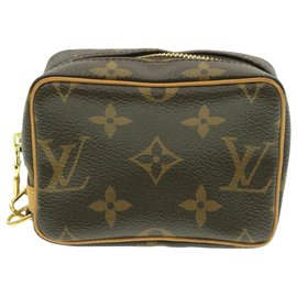 Louis Vuitton-Louis Vuitton Wapiti-Brown