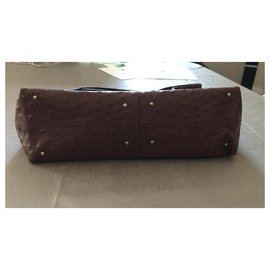 Tod's-Handbags-Brown
