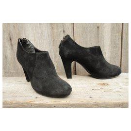 Tsumori Chisato-low-boots Tsumori Chisato p 38-Black