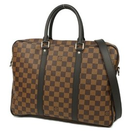 Louis Vuitton-Louis Vuitton PDV PM Mens business bag N41466-Other