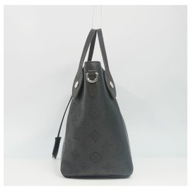 Louis Vuitton-LOUIS VUITTON Hina PM shoulder bag 2way Womens handbag M54350 black-Black