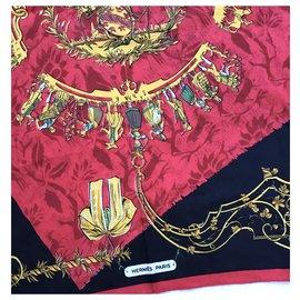 Hermès-Alsace-Black,Red