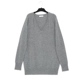Equipment-oversize gray cashmere fr38/40-Grey