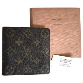 Louis Vuitton-monogram-Brown