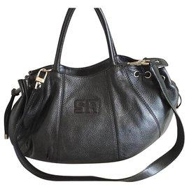 Sonia Rykiel-Handbags-Black