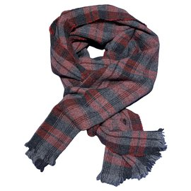 Dolce & Gabbana-Tartan scarf-Multiple colors