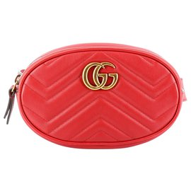 Gucci-GUCCI MARMONT-Red