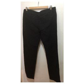 Hobbs-Pantalon noir Hobbs-Noir