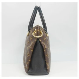 Louis Vuitton-Louis Vuitton PallasBB Womens handbag M42960 Noir-Black