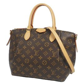Louis Vuitton-LOUIS VUITTON Turenne PM Womens handbag M48813-Other