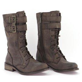Ikks-boots-Brown