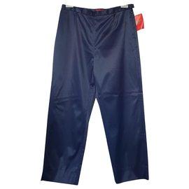 Kenzo-Un pantalon, leggings-Bleu