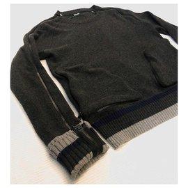 Dolce & Gabbana-Sweaters-Dark grey