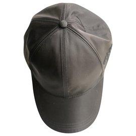 Prada-Prada cap new-Black