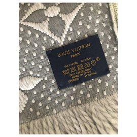 Louis Vuitton-Logomanie-Gris