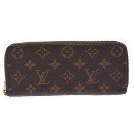 Louis Vuitton-Louis Vuitton Clemence-Brown