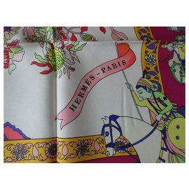 Hermès-square hermès indian fantasies-Other