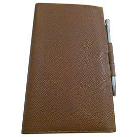 Hermès-Hermès vision diary holder-Other