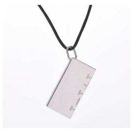 Hermès-Hermès necklace-Silvery