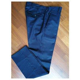 Prada-Classic-Navy blue