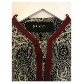 Gucci-Romantic blouse shirt-Other