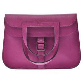 Hermès-Hermès Handbag-Purple
