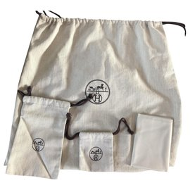 Hermès-Purses, wallets, cases-Brown,Beige