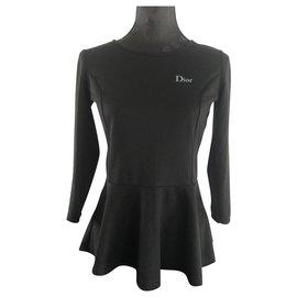 Dior-Tricots-Noir