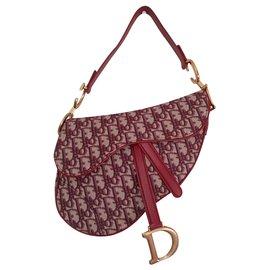 Dior-Handbags-Red