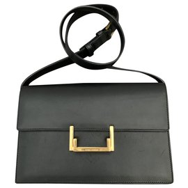 Saint Laurent-Lulu bag-Black