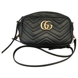 Gucci-GG Marmont-Black