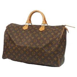 Louis Vuitton-Louis Vuitton Speedy 40 Womens Boston bag M41522-Other