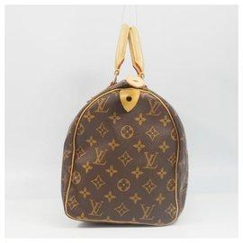 Louis Vuitton-Louis Vuitton Speedy 30 Womens Boston bag M41108-Other