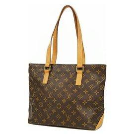 Louis Vuitton-Louis Vuitton Cabas Piano Womens tote bag M51148-Other