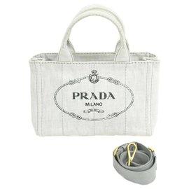 Prada-Prada Canapa-Grey
