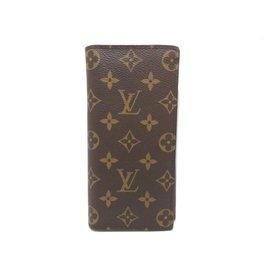 Louis Vuitton-Louis Vuitton Brazza-Brown