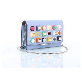 Fendi-Fendi handbag-Blue