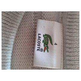 Lacoste-Sweaters-Cream