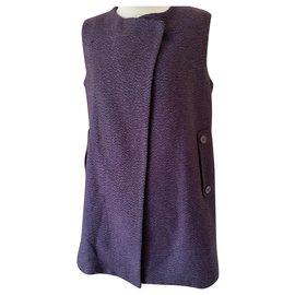 Bel Air-Manteaux, Vêtements d'extérieur-Violet