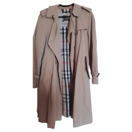 Burberry-Trench coats-Flesh