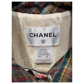 Chanel-Édimbourg-Écru