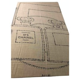 Chanel-Scarves-Other