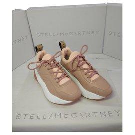 Stella Mc Cartney-Turnschuhe Eclypse-Pink