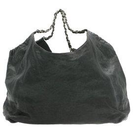Chanel-Chanel tote bag-White