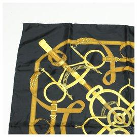 Hermès-Hermès Carre-Black